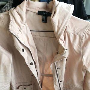 Forever 21 spring jacket